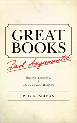 Cover of Great Books, Bad Arguments