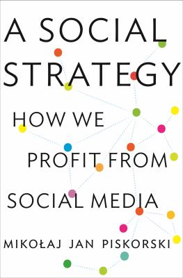 A Social Strategy Cover Art