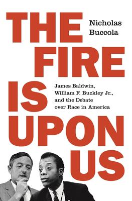 The Fire is Upon Us book jacket