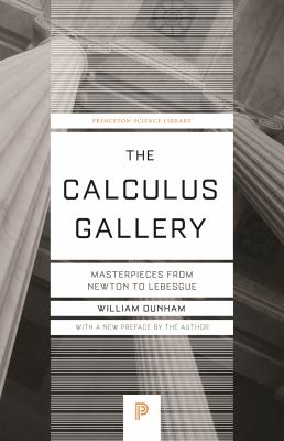 book cover - The Calculus Gallery