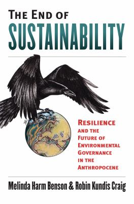 Book Cover: The End of Sustainability