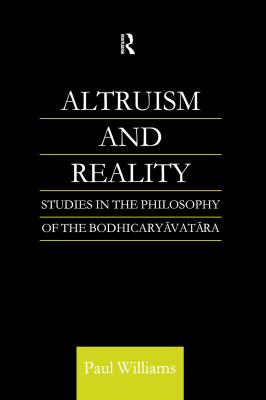 Williams Altruism and Reality cover art