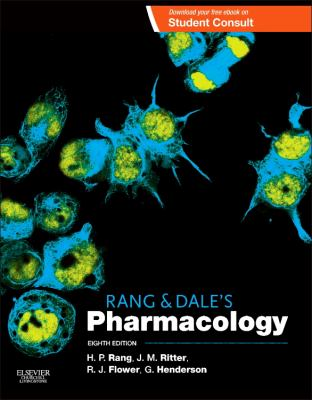 Book Title: Rang and Dale's Pharmacology