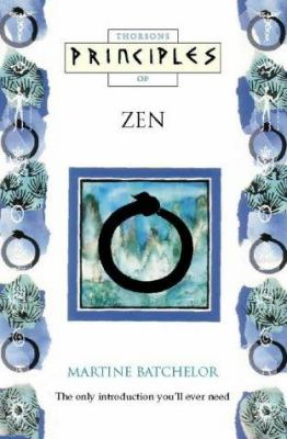 Batchelor Principles of Zen cover art
