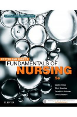 Potter and Perry's fundamentals of nursing
