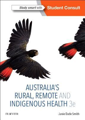 Book cover: Australia's rural, remote and Indigenous health
