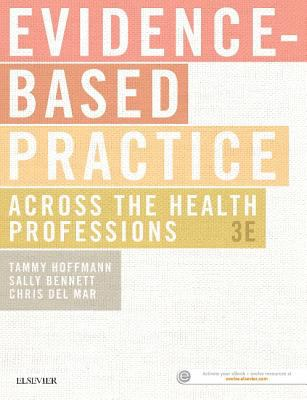 Book cover: Evidence-based practice across the health professions