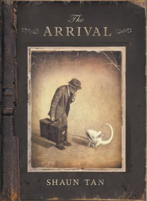The Arrival: A unique tale that explores the immigrant experience.