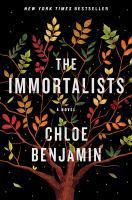 Immortalists book cover