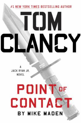 Book cover: Tom Clancy Point of Contact by Mike Maden