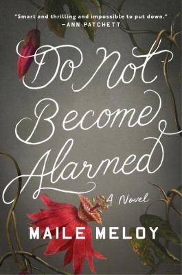 Do not become alarmed (Hardback)