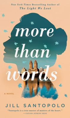Cover Art for More Than Words