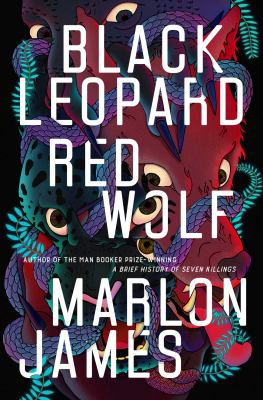 Black Leopard, Red Wolf (Dark Star Trilogy #1) book cover