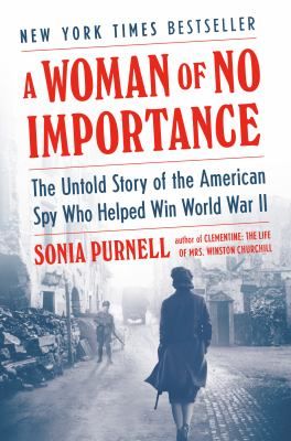 cover art for Woman of no importance