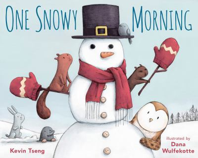 Cover Art for One Snowy Morning