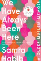 Cover of We Have Always Been Here