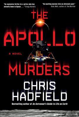 Apollo Murders, Chris  Hadfield