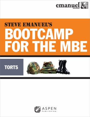 Link to Bootcamp for the MBE - Torts