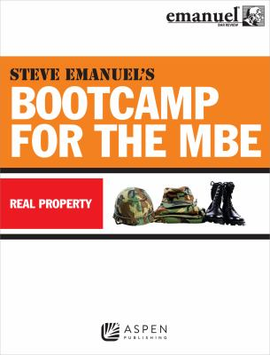 Link to Bootcamp for the MBE - Real Property