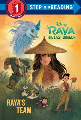 Raya and the last dragon. Raya
