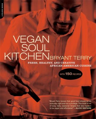 Vegan Soul Kitchen book cover
