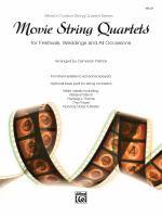 Cover of Movie String Quartets