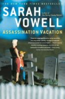 Book cover for Assassination Vacation