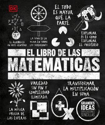 El libro de las matemáticas.