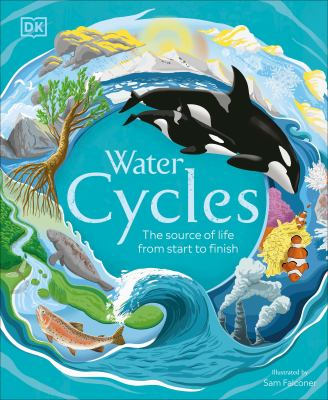 Water cycles : the source of life from start to finish.