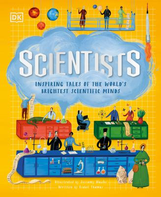Scientists : inspiring tales of the world