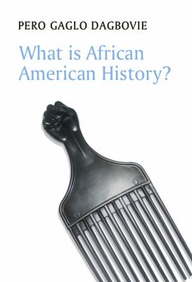 Cover Art What Is African American History?