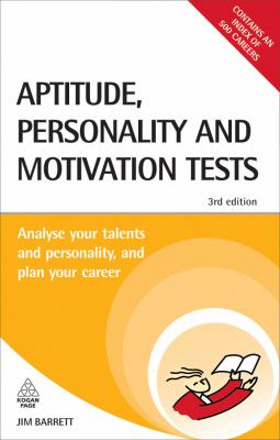 Aptitude, Personality and Motivation cover art