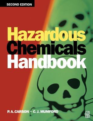 Book Cover: Hazardous Chemicals Handbook