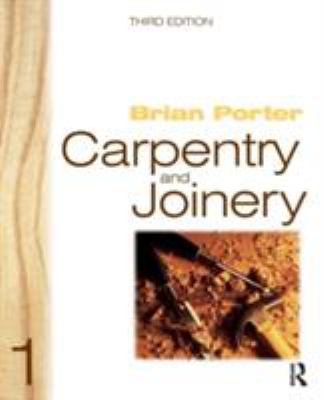 Carpentry and Joinery Cover Art