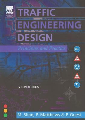 Book Cover: Traffic Engineering Design