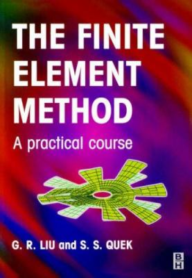 book cover: Finite Element Method: a practical course  (2003)