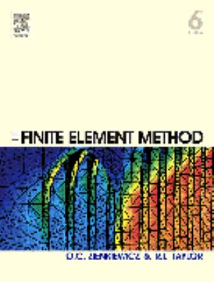 book cover:  The Finite Element Method Set