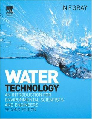 book cover: Water Technology