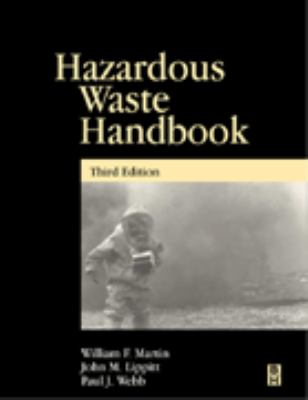 Book Cover: Hazardous Waste Hndbook