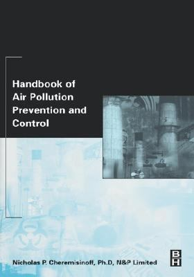 book cover: Handbook of Air Pollution Prevention and Control
