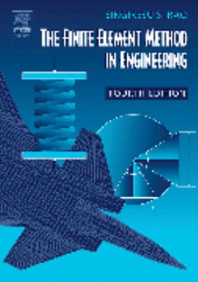 book cover: The Finite Element Method in Engineering