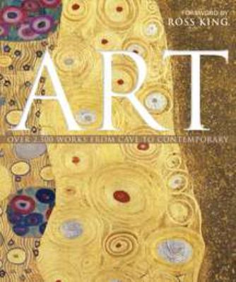 cover of Art : over 2,500 works from cave to contemporary