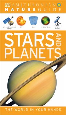 Nature Guide: Stars and Planets, cover art.