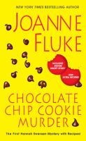 Book cover for Chocolate Chip Cookie Murder by Joanne Fluke