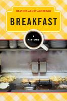 Book cover for Breakfast: A History