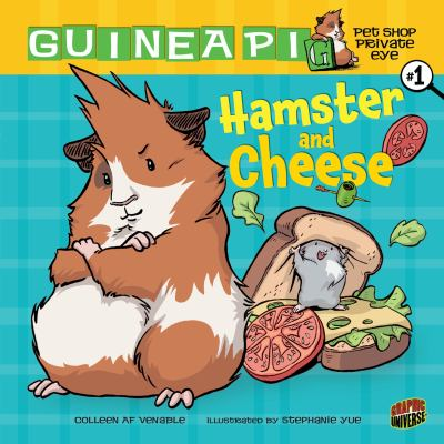 Details about Guinea Pig Pet Shop Private Eye: Hamster and Cheese