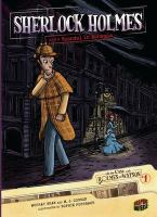 Cover image for Sherlock Holmes and a scandal in Bohemia