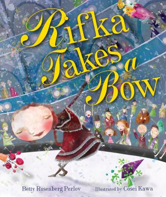 Cover Art for Rifka Takes a Bow