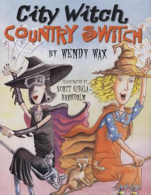 City Witch, Country Witch