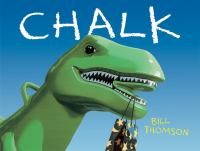 Book cover for Chalk by Bill Thomson